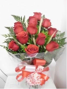Intensidade com Rosas