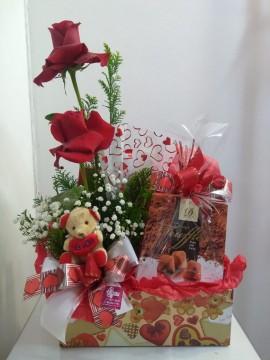 Rosas e Trufas Belga
