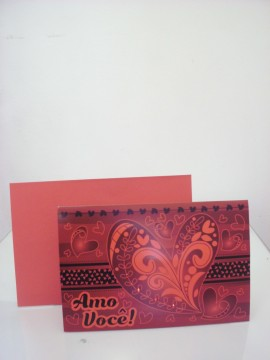 Cartão de Amor