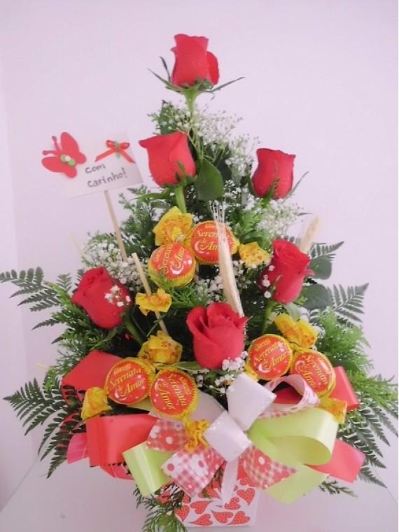 Rosas e Doçura