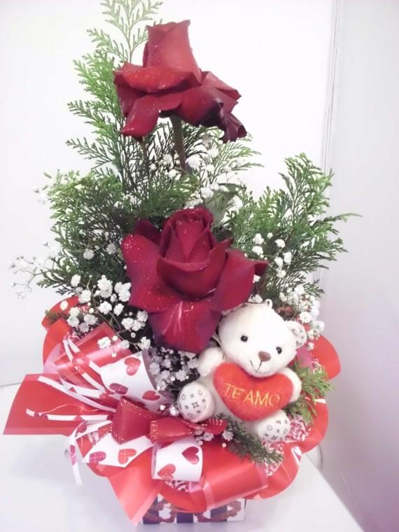 Rosas e Amor
